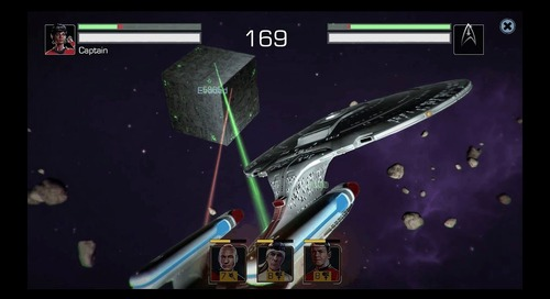 Star Trek Timelines Launch Trailer
