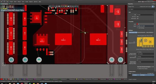 Effizienter Umgang mit Polygonen in Altium Designer