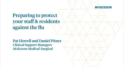 Preparing to protect your staff and residents against the flu