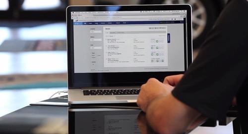 Dealertrack's Next Generation F&I Workflow Overview