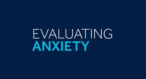 Evaluating Anxiety Video