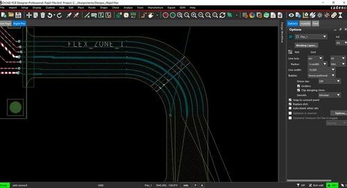Automated Rigid-Flex Design
