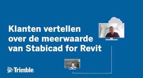 Stabicad for Revit en het gebruik van MEPcontent