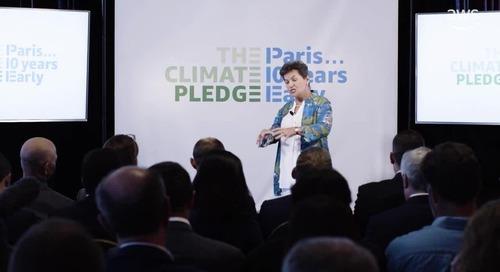 Amazon's Climate Pledge