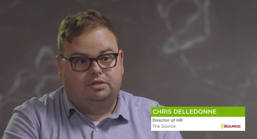 Chris Delledonne from The Source