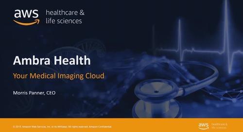 Unlocking imaging's strategic advantage