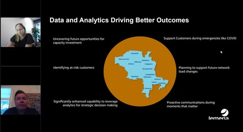 AWS Data & Analytics Virtual Series. How Jemena used data to become a customer-centric organisation