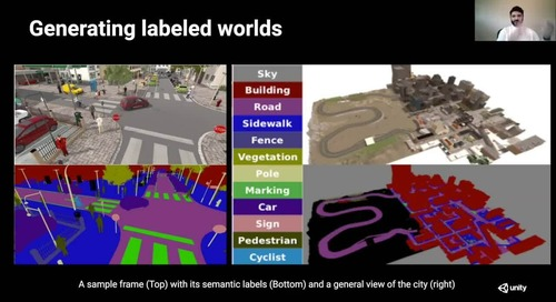 Bring AR  Experiences to Life with Synthetic Data