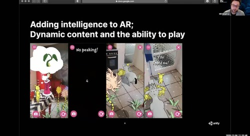 Imagination and the New Frontier of AR Using Unity Mars to Create New Worlds