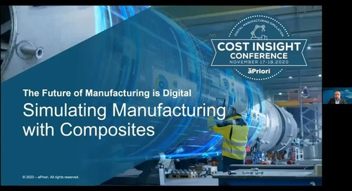 Demo: Simulating Manufacturing with Composites