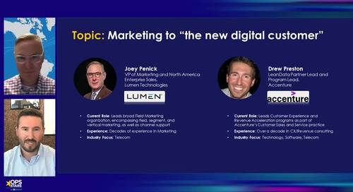 "Marketing to ""the New Digital Customer"""