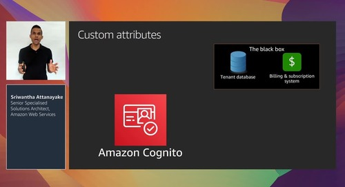 Building secure multi-tenant .NET core apps on AWS