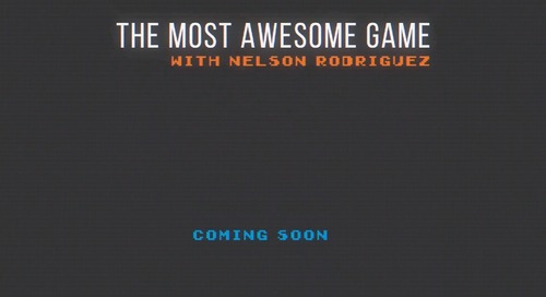 The Most Awesome Game: Trailer