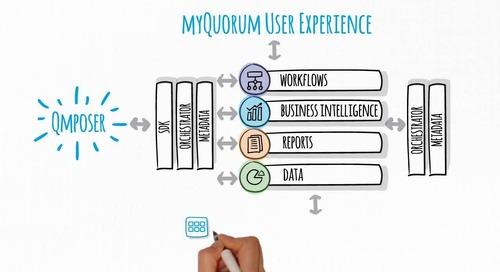 What Happened to myQuorum UI?!