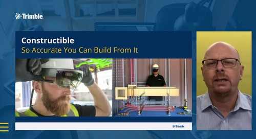 Trimble MEP at NECA 2020 Live: The 3 C's: Connected, Content-Enabled, Constructible