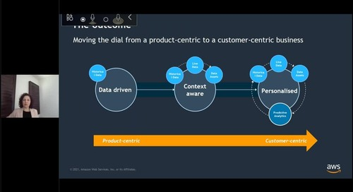 Building a Customer 360 _ AWS Virtual Event