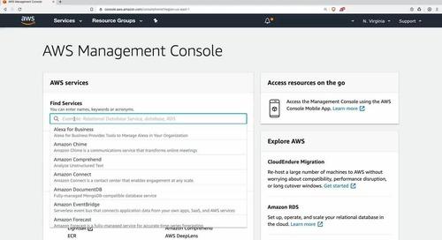 AWSome Day Online Conference_EN Module2-Demo1