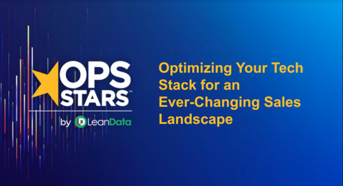 Optimizing Your Tech Stack for an Ever-Changing Sales Landscape