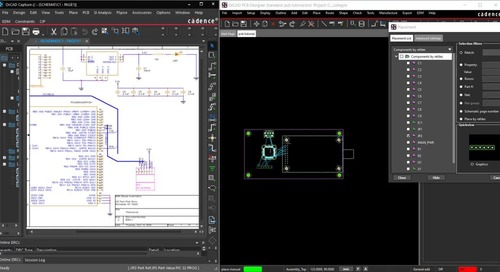 PCB Walk-through 3: Component Placement