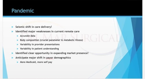 Video: Bariatric Virtual Care & Reimbursement Value
