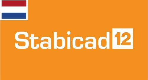 Stabicad 12 trailer (Nederlands)