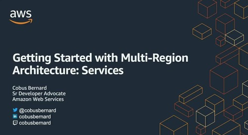 Migration and multi-region architecture Services