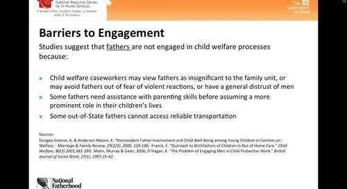 [Webinar on Demand] Pregnancy Resource Centers and Fatherhood