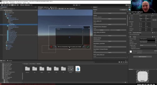 How to create a custom viewer in Unity Reflect