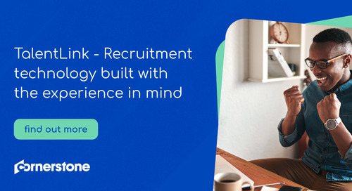 TalentLink, the Choice of the Smarter Recruiter