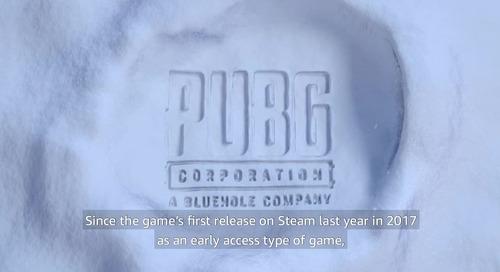 PUBG Corporation Video Testimonial