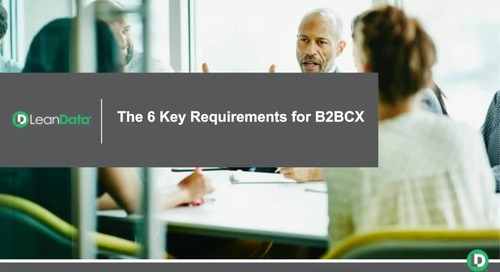 6 Key Factors for Delivering a Remarkable B2B Customer Experience