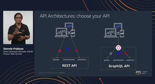 Mulai dari Ide menjadi MVP: Mempercepat pengembangan aplikasi dengan AWS Amplify (Level 200)