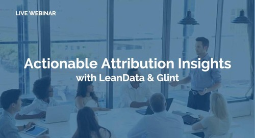 Actionable Attribution Insights