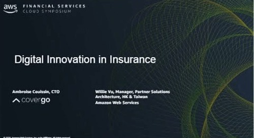 Digitizing & Automating Insurance Processes by CoverGo
