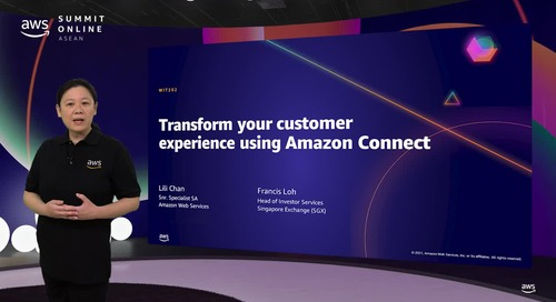 Transform your customer experience using Amazon Connect [L200]