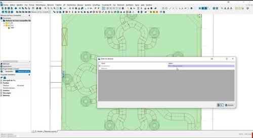 NovaSeries : Comment mettre les attributs libres  de Trimble Nova au service de votre projet
