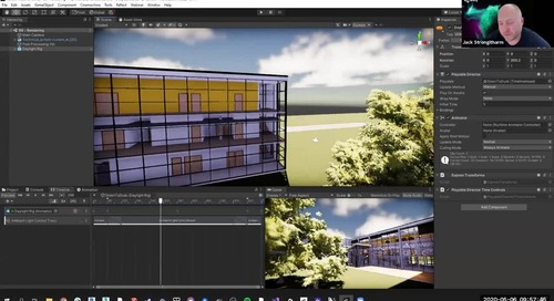 Introduction to Unity Pro and Unity Reflect, Part I