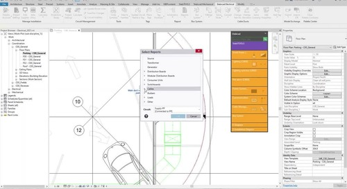 [On Demand Webinar] Efficiently respond to changes with Stabicad Electrical for Revit