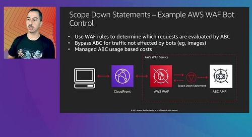 Manage Bot Traffic to Your Web Applications