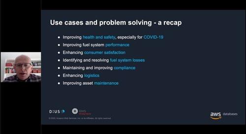 AWS Data and Analytics Virtual Series_ Environmental Monitoring Solutions_ The future service statio