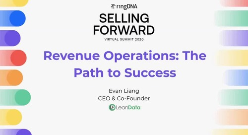 Revenue Operations: The Path to Success