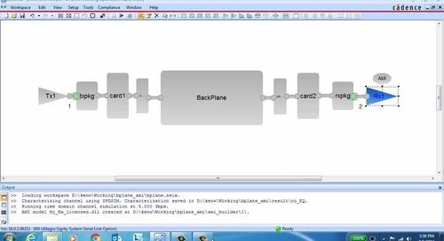 Sigrity Tech Tip - IBIS AMI models