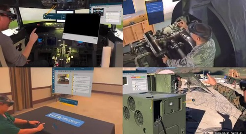 AR & VR: How the industrial market is embracing spatial computing