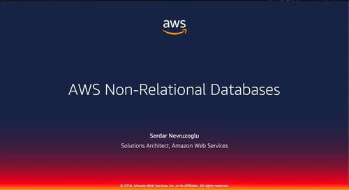 Webinar   NoSQL Database (Turkish)