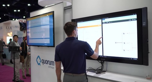 Microsoft & Workplace Collaboration at NAPE | Quorum