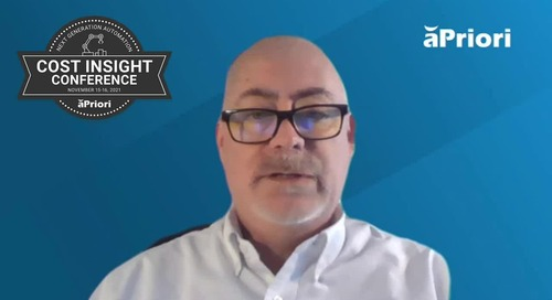 Welcome to Cost Insight 2021