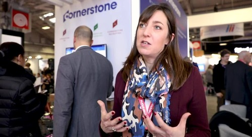 Sodexo uses Cornerstone as their digital transformation vehicle.