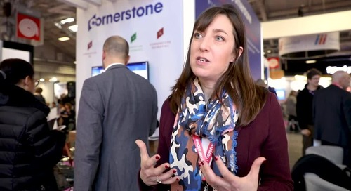 Sodexo uses Cornerstone as their digital transformation vehicle.
