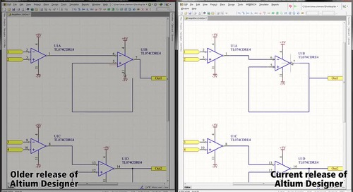 Improved Schematic Wire Dragging - Features