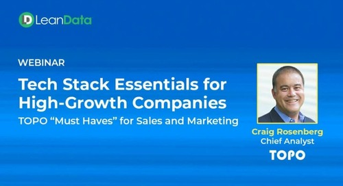 Tech Stack Essentials for High-Growth Companies